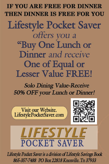 Lifestyle Pocket Saver Back Panel