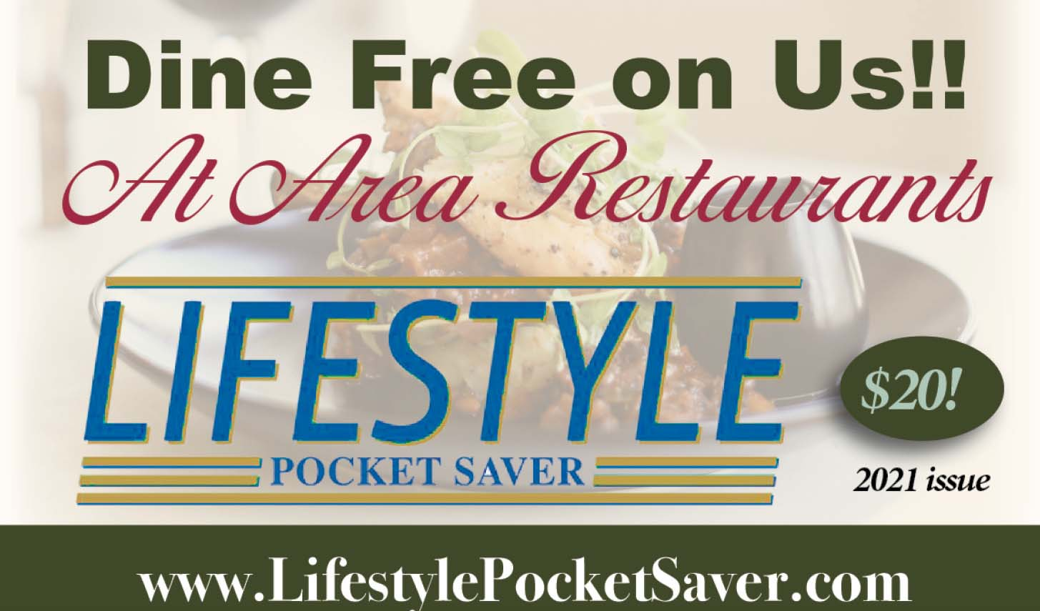 2019 Lifestyle Pocket Saver Book Cover